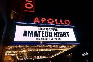 Apollo Theater Audition in NYCイメージ